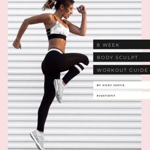 INDIVIDUAL Fitness Guides *FAST DELIVERY*